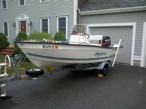 Boat Motor Finder by 2002 Key Largo 16ft Boat With Trailer And Motor And Fish