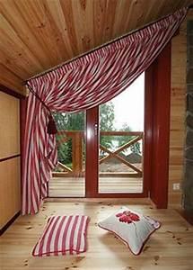 Gardinen Für Dreiecksfenster : wir bekommen auch an ihre dachschr ge einen vorhang dran ~ Michelbontemps.com Haus und Dekorationen