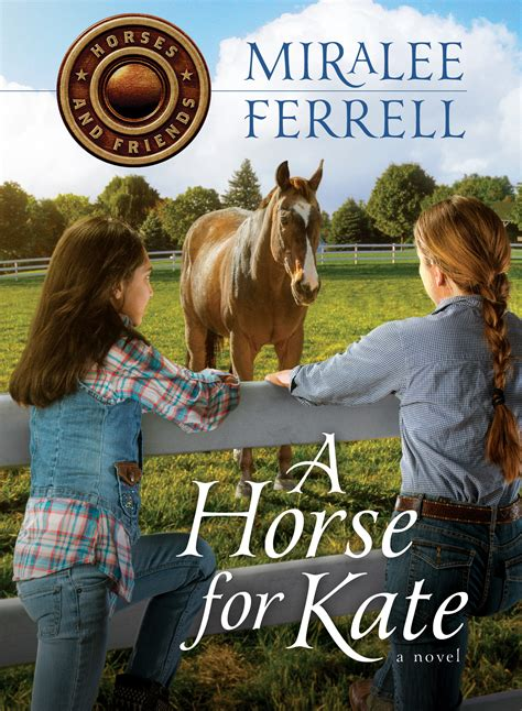 horse books horses kate friends series ride miralee ferrell christian away teen kindle friend farm rescue animal lovers teens week