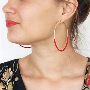 Grosse Boucle D Oreille Fantaisie : ohrringe perles co ~ Melissatoandfro.com Idées de Décoration