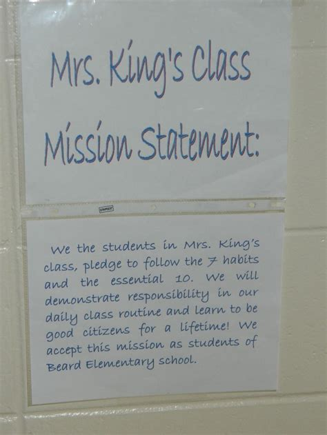17 best images about classroom mission statements on 123 | 63944857bf3f6a19fa4aee4a4b902c78