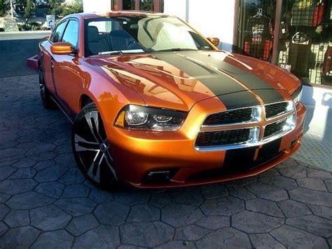 Buy Used Dodge Charger 2011 Orange 3.6 Liter 292hp 22