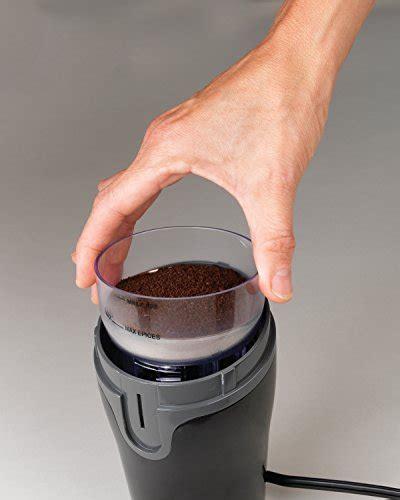 Hamilton Beach Fresh Grind Coffee Grinder (80335),   Desertcart