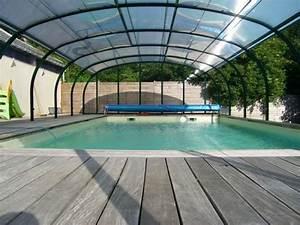 Abri Haut Piscine : abris piscine sol fixe dans le nord et en belgique ~ Premium-room.com Idées de Décoration