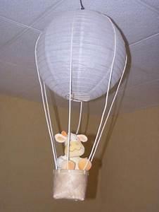 Création Abat Jour : abat jour montgolfi re cr ation chambre d 39 enfant de sophieyan n 21 953 vue 10 580 fois ~ Melissatoandfro.com Idées de Décoration