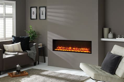 radiance inset edge electric fires gazco electric fires