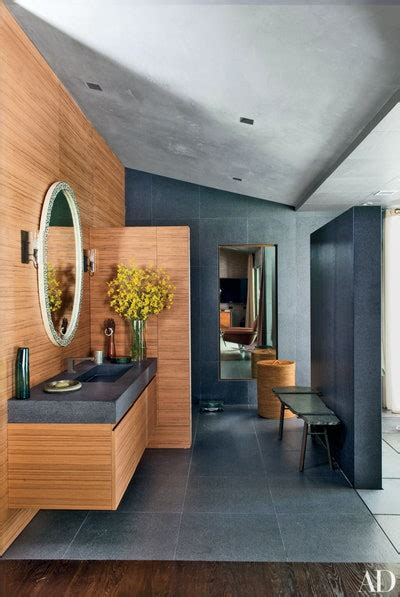 luxury bathrooms  celebrity homes architectural digest