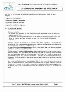 Controle Technique Bethune : cours gestion de production ensit dp ~ Medecine-chirurgie-esthetiques.com Avis de Voitures