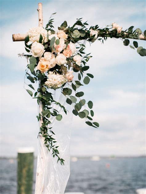 wedding arch flowers ideas  pinterest flower