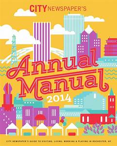 Annual Manual 2014 By Rochester City Newspaper