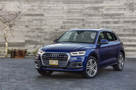 2018 Audi Q5 First Drive Review  Automobile Magazine