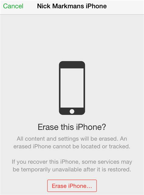 erase iphone erase iphone with find my iphone korea facts