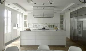 Grauer Esstisch : 61 vorschl ge zum thema wei e k che wunderbare ~ Pilothousefishingboats.com Haus und Dekorationen