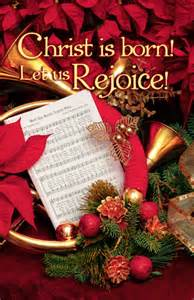 is born let us rejoice 11 quot standard church bulletins press