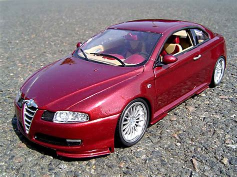 Alfa Romeo Gt Gturismo Welly Diecast Model Car 118 Buy