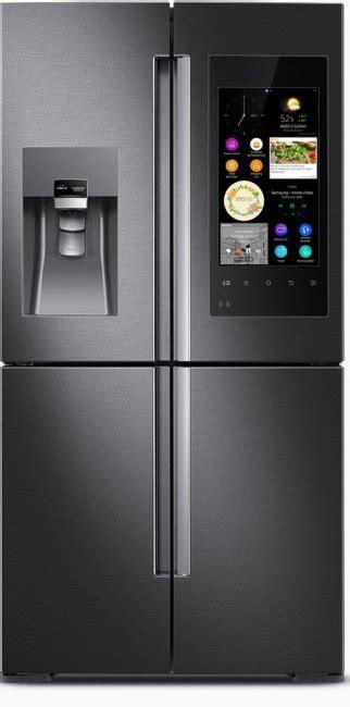 hotte de cuisine silencieuse réfrigérateur samsung connecté