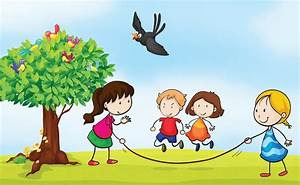 Children playing kids playing clipart - Clipartix