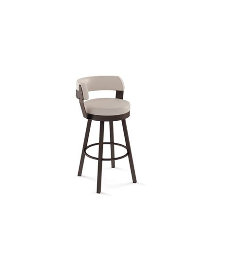 russell swivel stool  amisco
