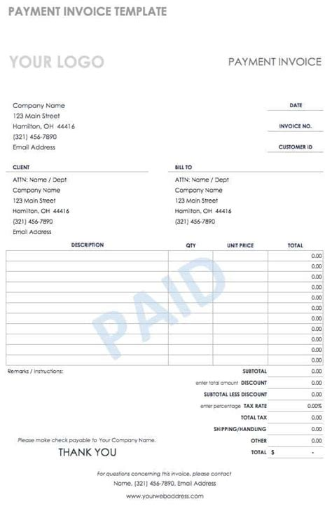 paid  full receipt letter collection letter template