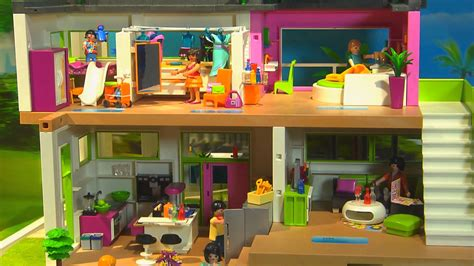 playmobil cuisine moderne playmobil salon international du jouet 2015