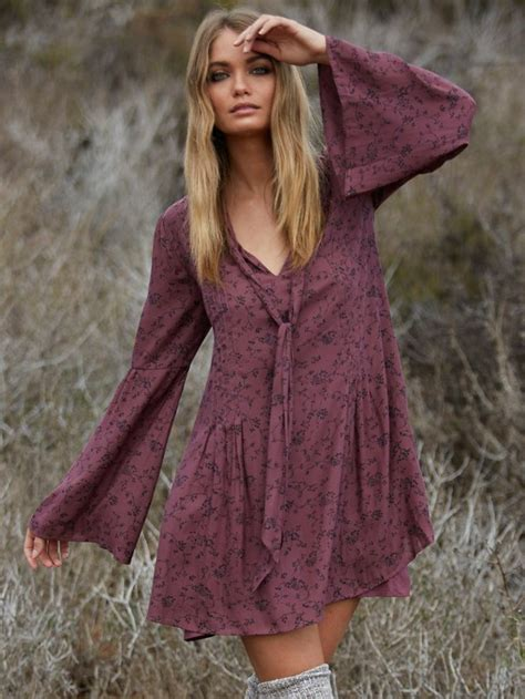 robe hippie chic robe soiree hippie chic