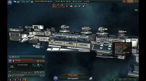 How To Build Bigger Ships, Armor Or Shields (stellaris