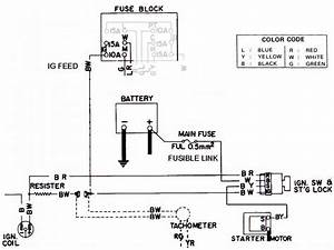 Impressive Nissan 1400 Coil Wiring Diagram Tech Wiki - Coil Wiring   Datsun 1200 Club