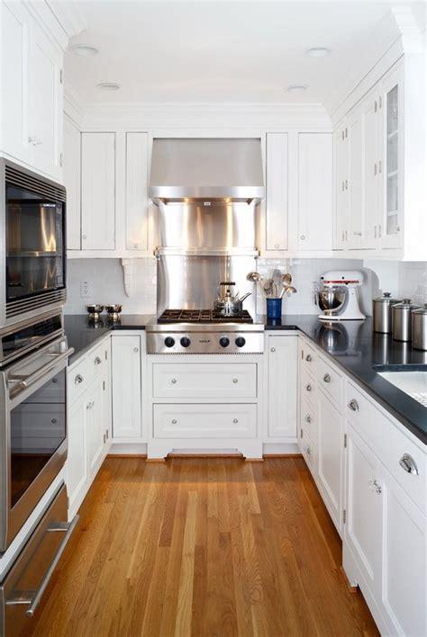 shaped kitchen design ideas  optimal solution