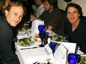 Christian Bale The Joker Did Not Kill Heath Ledger
