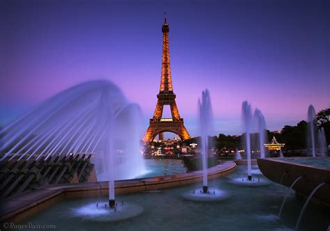 Into The Night Photography Paris
