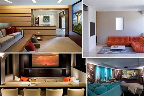 comfy home theater seating ideas  pamper