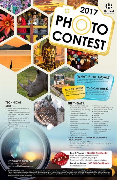 Hatfield Photo Contest 2017  Hatfield Consultants