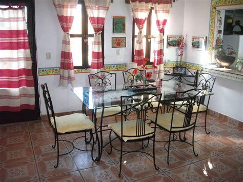 comedor de hierro forjado decoracion dining table