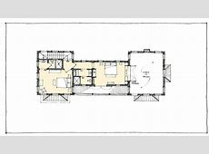 Guest house with loft plans Home design and style
