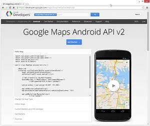 code dragon google map api With google docs api for android