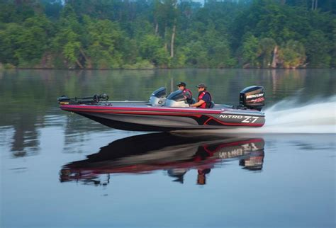 Nitro Z7 Bass Boat by 2015 Nitro Z 7 Review Top Speed