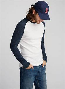 Tee Shirt Homme Manches Longues : 14 best inspiration nico men 39 s raglan tee images on pinterest raglan tee t shirts and tee ~ Melissatoandfro.com Idées de Décoration