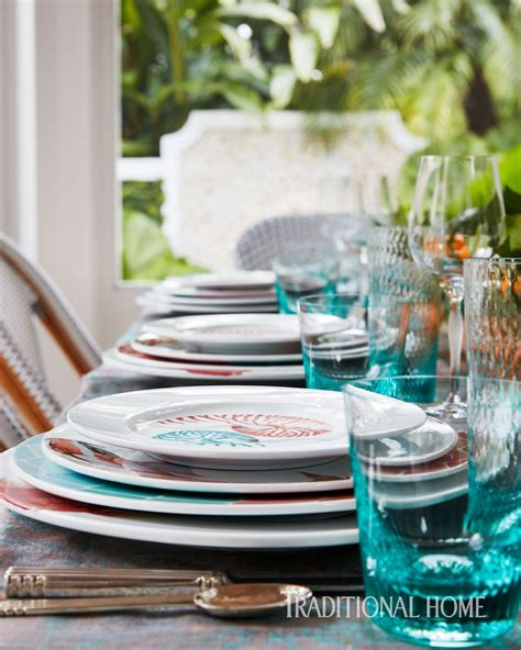 Florida Gathering Tropical Menu by Florida Gathering With A Tropical Menu Traditional Home