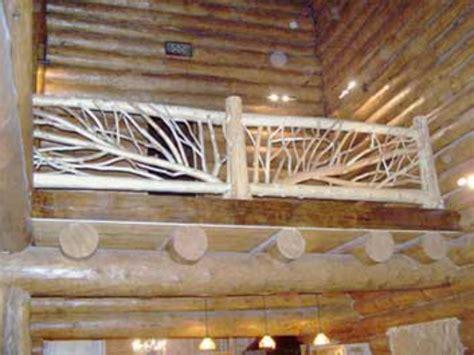 interior adirondack rustic twig log work rustic
