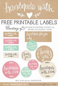 free printable knit gift labels With how to print product labels at home