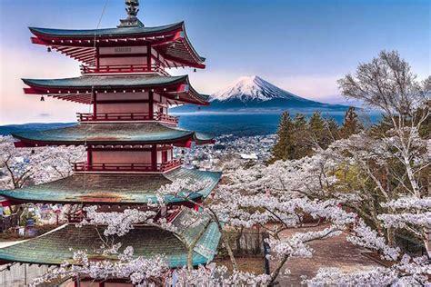 japans naturszenerien sehen aus wie malerische