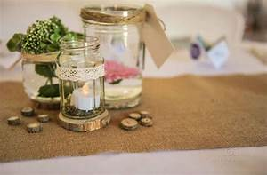 Centre De Table Champetre : d coration de table style champ tre happy to be ~ Melissatoandfro.com Idées de Décoration