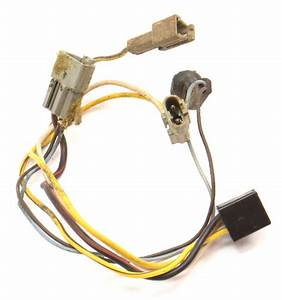 Climate Hvac Fan Control Wiring Harness 81