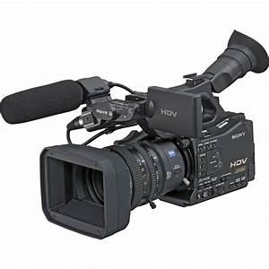 Sony HVR-Z7U HDV Camcorder HVR-Z7U B&H Photo Video
