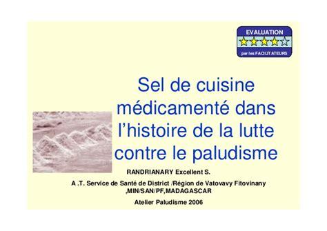 sel de cuisine sel de cuisine médicamenté dans histoire de la lutte