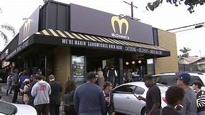 Hollywood restaurant transforms into McDowell's from ...