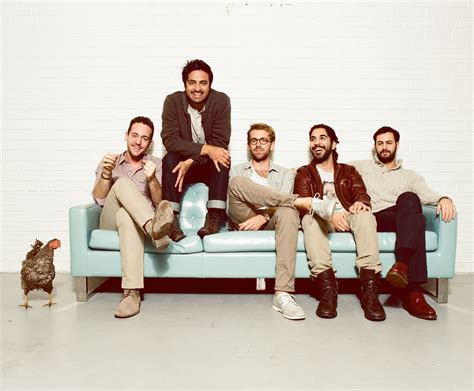 Q&a Young The Giant's Jacob Tilley Shares Band's Growing