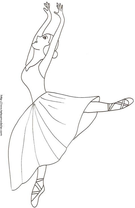 dessin de danseuse moderne jazz dessin danse moderne jazz