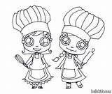 Coloring Pages Cook Utensils Chef Cooking Ready Sheets Printable Lobster Getcoloringpages Hellokids Getcolorings Boy Getdrawings Male Pag Making sketch template