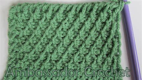 stitch crochet ambassador crochet tunisian sler scarf archives ambassador crochet